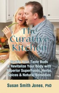 Book cover The Curative Kitchen